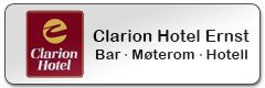 Clarion Hotell Ernst